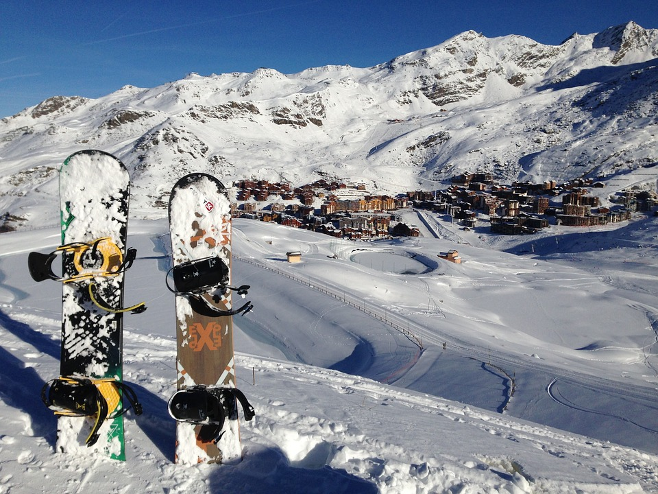 SNOWBOARDING: FOUNDATIONS OF SECURITY